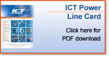 ICT Power Line Card